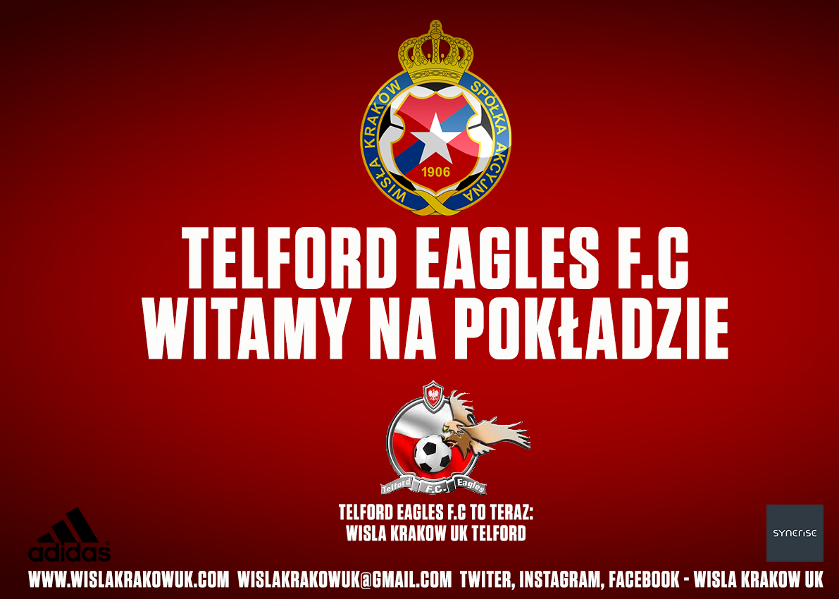 Telford Eagles F.C – Witamy !!!